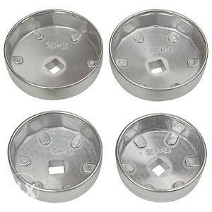 BGS Set za uljne filtere 4 - dijelni BGS 8384