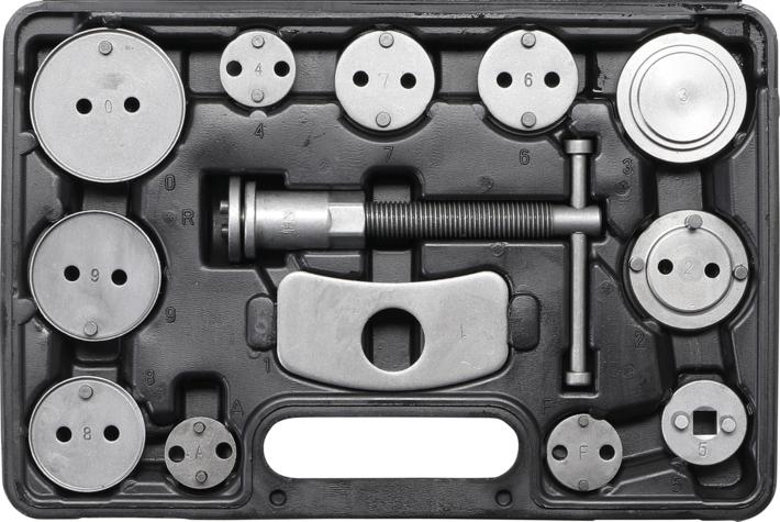 1109 Kraftmann set za vraćanje kočionih cilindera 18 djelova