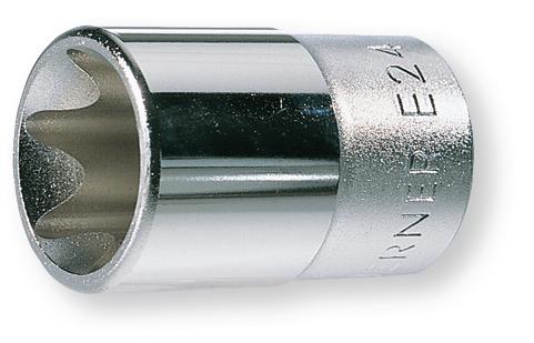 """BERNER 105794 Nasadni ključ torx na 1/4"""" E8"""