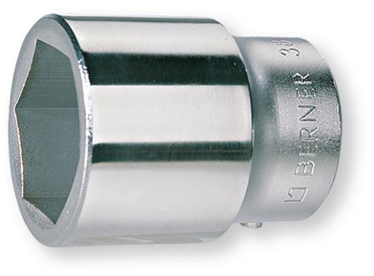 """BERNER 105806 Nasadni ključ 19mm na 3/4"""" 6-kantni"""