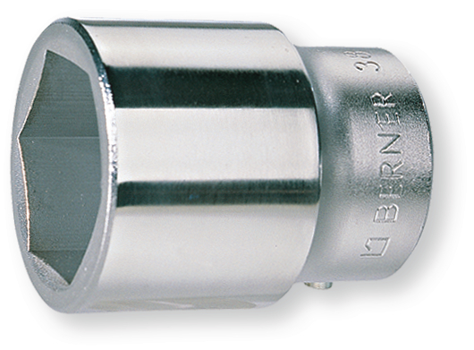 """BERNER 105812 Nasadni ključ 32mm na 3/4"""" 6-kantni"""