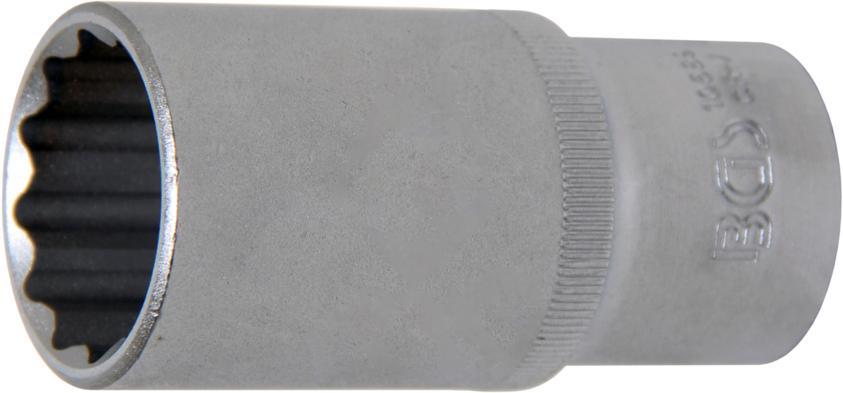 """BGS 10689 Duboki nasadni ključ 28mm na 1/2"""""""