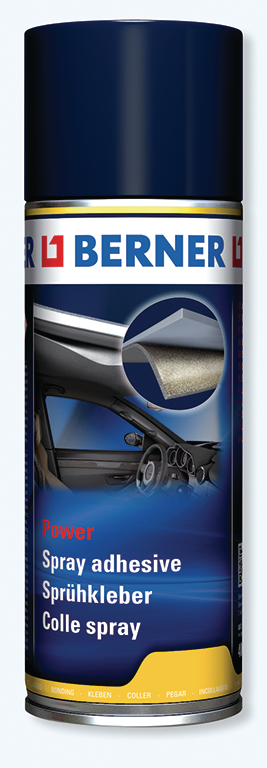 BERNER 107218 Ljepilo u spreju POWER 400ml